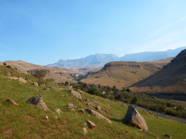 Giant's Castle Bergview Walk