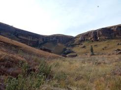 Giant's Castle - Main Caves Walk