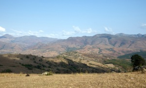 Swaziland - Driving