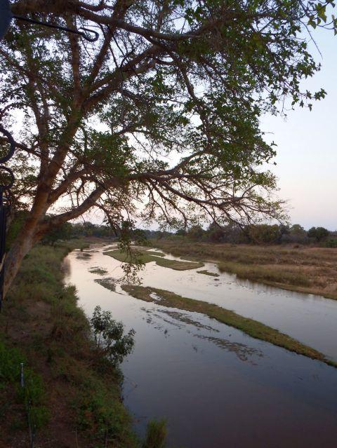 Kruger National Park - Skukuza
