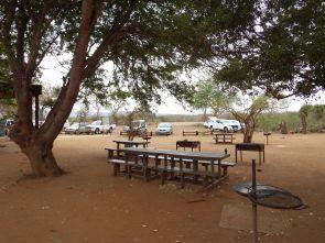 Kruger National Park - Tshokwane Picnic Spot