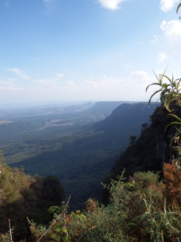 Panorama Route - God's Window