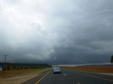 On the way to Pretoria