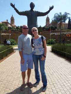 Pretoria - Union Buildings