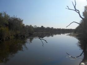 Lake Panic Bird Hide - near Skukuza
