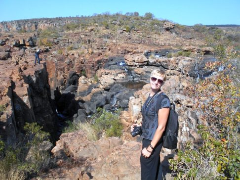Panorama Route - Bourke's Luck
