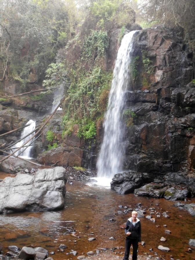 Waterfalls - Horsehoe