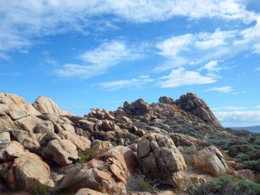 Canal Rocks, WA