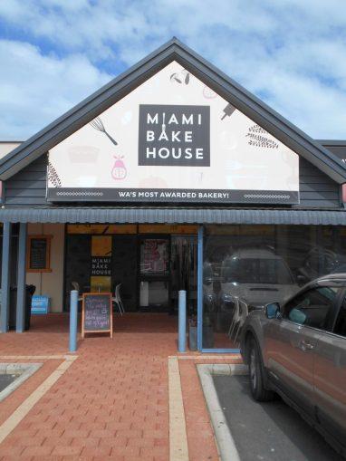 Miami Bakehouse, WA