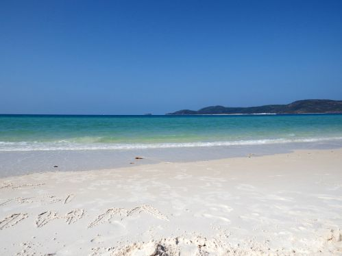Whitsunday Island - Whitehaven Beach