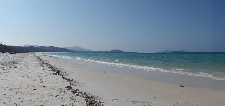 Whitsunday Island - Whitehaven Beach