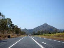 On the way to Yeppoon