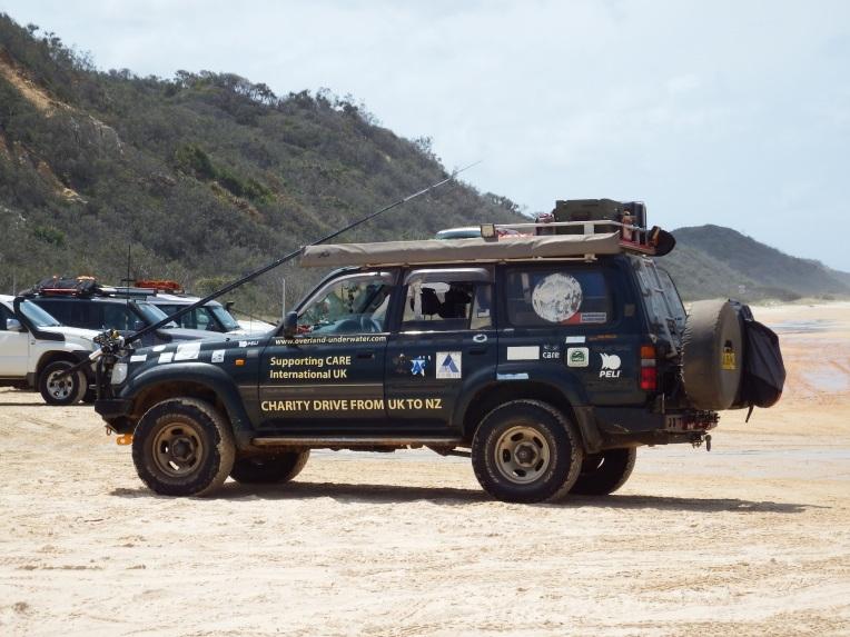 Fraser Island, QLD