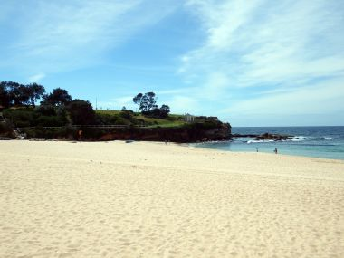 Some Beach Somewhere near Sydney