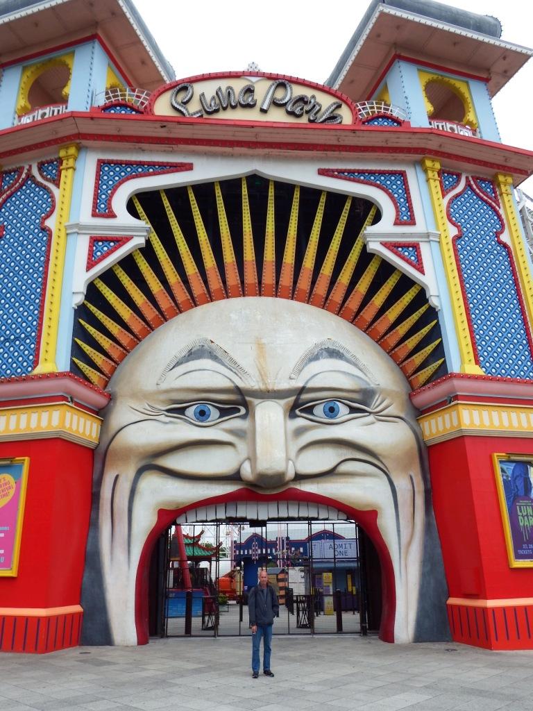 St Kilda - Luna Park
