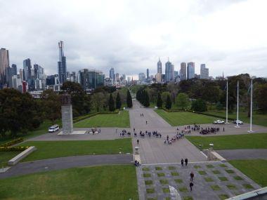 Melbourne - Shrine of Remembrance