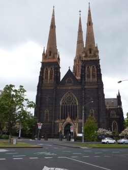Melbourne - St Patrick's Cathedral