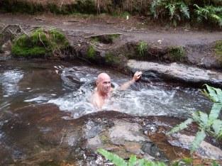 Kerosene Creek, NZ