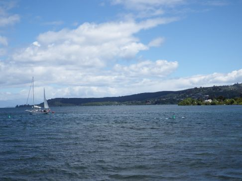 Lake Taupo, NZ