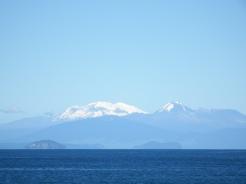 Leaving Taupo