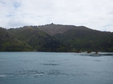 Picton Ferry, NZ