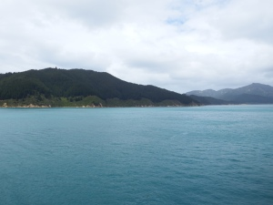 Picton Ferry, NZ