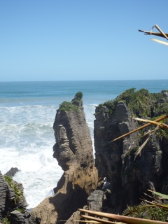 Pancake Rocks, NZ