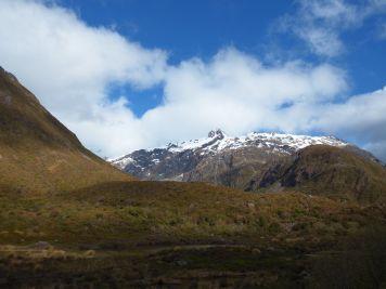 Leaving Arthur's Pass, NZ