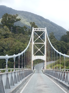 Another Bridge - One of Plenty. NZ