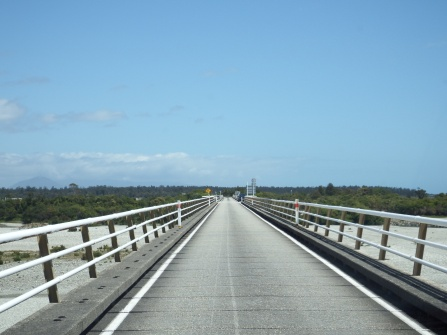 Haast Bridge, NZ