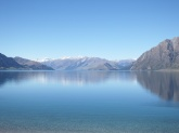 Lake Hawea, NZ