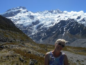 Mount Cook, NZ