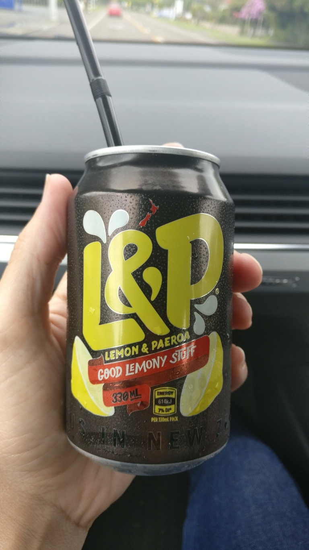 New Zealand - L&P