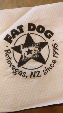 Fat Dog - Rotorua