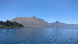 Lake Wakatipu, NZ