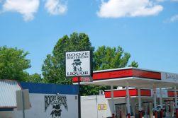 On the way to Eureka Springs, Arkansas