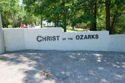 Christ of the Ozarks - Eureka Springs