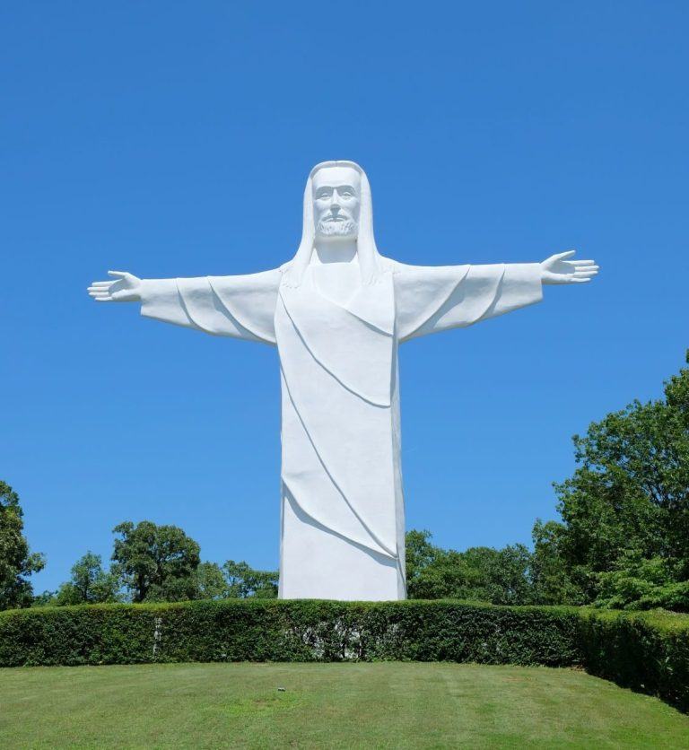 Christ of the Ozarks - Eureka Springs