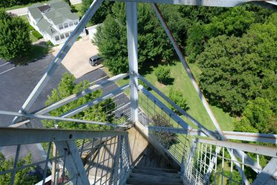 Razorback Tower Views - Eureka Springs