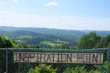 Inspiration Point, Arkansas