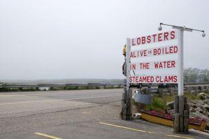 Brown's Lobster Pound
