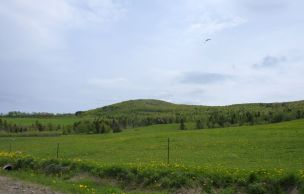 Canada - on the way to Grand Falls