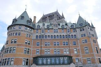 Quebec - Le Château Frontenac