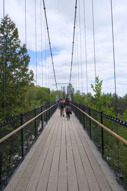 Montmorency Falls - Quebec