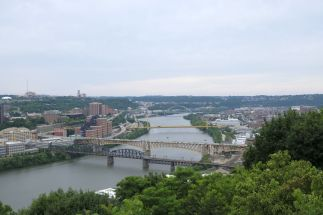 Grandview Overlook - Pittsburgh