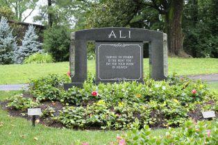 Muhammad Ali's Grave