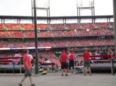 Busch Stadium - St Louis, Missouri