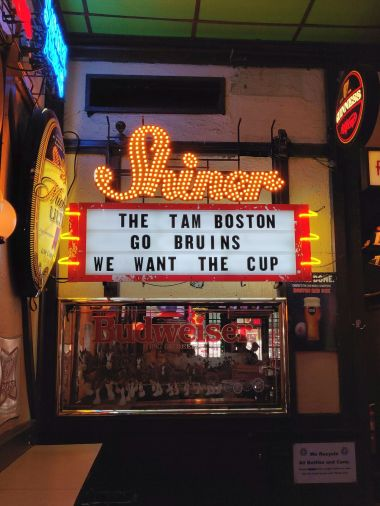 Boston - The Tam