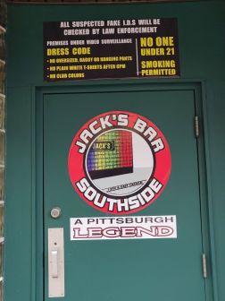 Jack's bar - East Carson St