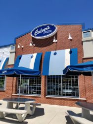 Culver's - On the way to Columbus